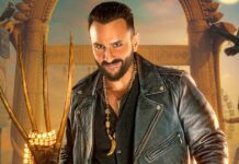 Saif Ali Khan's Crazy New Look For Bhoot Police Takes Social Media By Storm