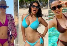 Salma Hayek In These 10 Bikini Avatars Is Breaking All The Previous 'Sexiness' Standards