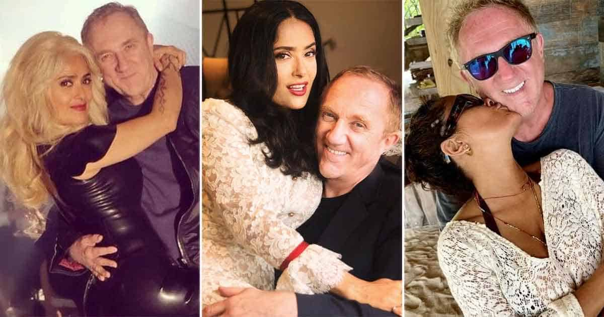 From Being The CEO Of Kering – The Mother Company Of Gucci, Saint Laurent & Balenciaga To Having 3 Kids From Previous Relationships, Meet Salma Hayek's Husband François-Henri Pinault