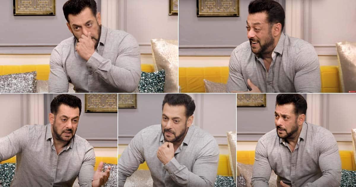 "Salman Khan has a wild response for a user who trolls for stealing his money through movie tickets: ""Paisa Nahi Churaya …"""