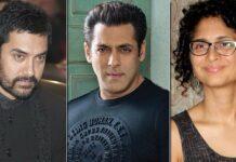 Salman Khan Has Helped Aamir Khan Get Through A Divorce Before, Will The History Repeat Itself?