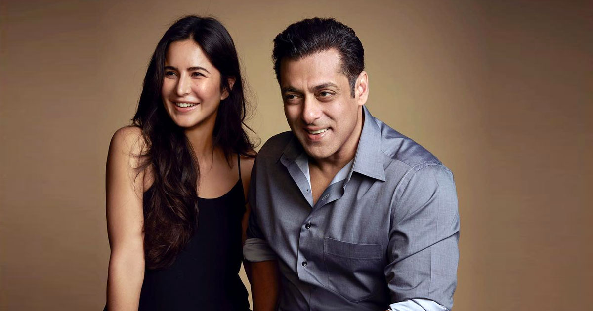 Salman Khan Once Addressed Katrina Kaif As 'Kapoor' In Front Of Everyone