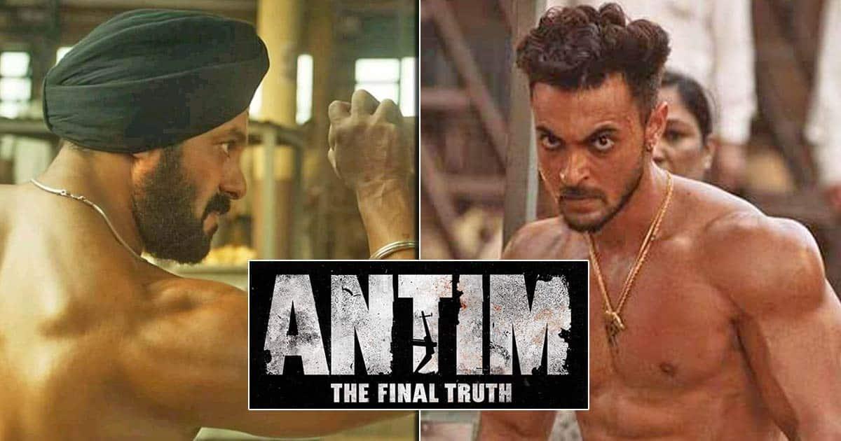 Salman Khan's Antim Watched By A Lucky Few; Varun Dhawan's Ganpati Song Is A Major Highlight & More