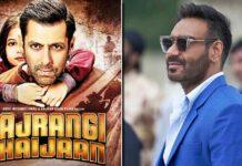 Salman Khan's Bajrangi Bhaijaan Tops July Grossers List