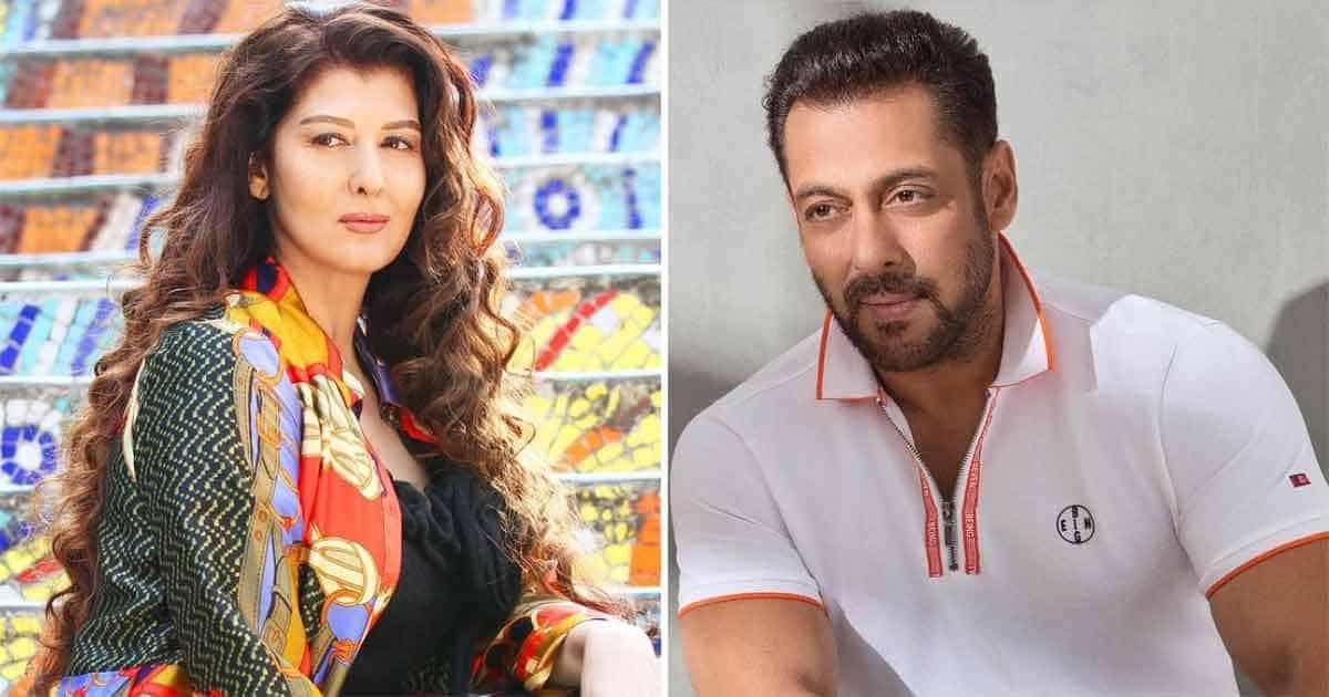 Sangeeta Bijlani On Her Affectionate Bond With Ex-Boyfriend Salman Khan