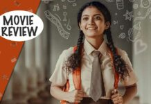 Sara's Movie Review Out!
