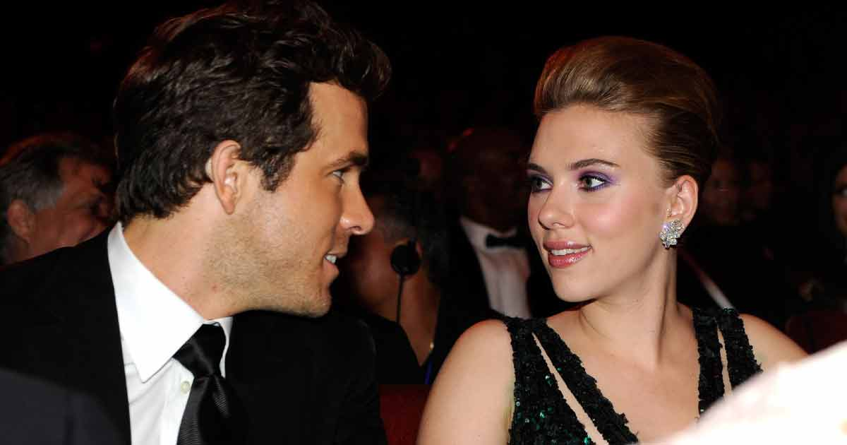 When Scarlett Johansson Opened Up On Failed Marriage With Ryan Reynolds