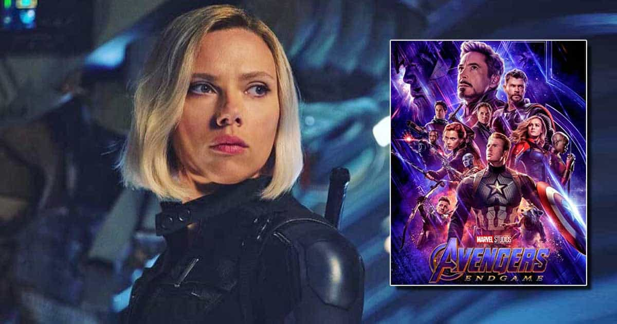 Scarlett Johansson Opened Up On The Day She Got To Know Black Widow Dies