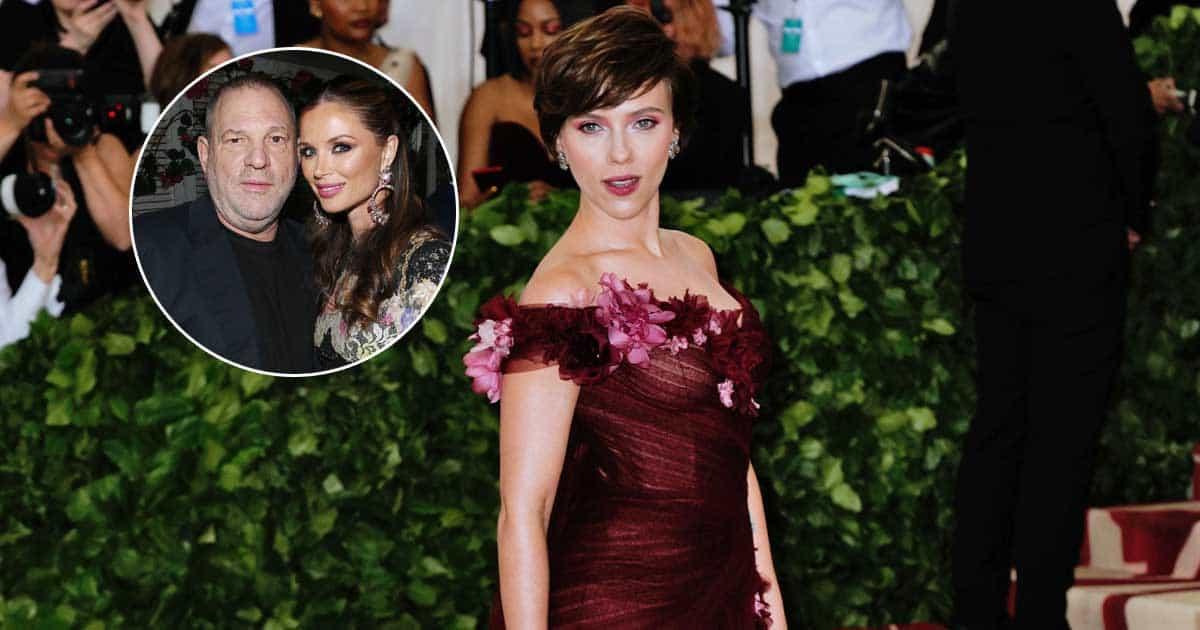 Scarlett Johansson Wore Harvey Weinstein's Estranged Wife's Label At Met Gala 2018 & Raised Eyebrows