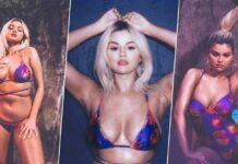Selena Gomez X La'Mariette Swimsuit Collaboration Is What We All Needed To Sit On The Beach While Sipping Mimosas This Summer Season - Deets Inside