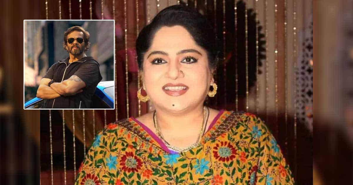 Shagufta Ali Gets Financial Help From Rohit Shetty Without Meeting Him Face To Face, Says