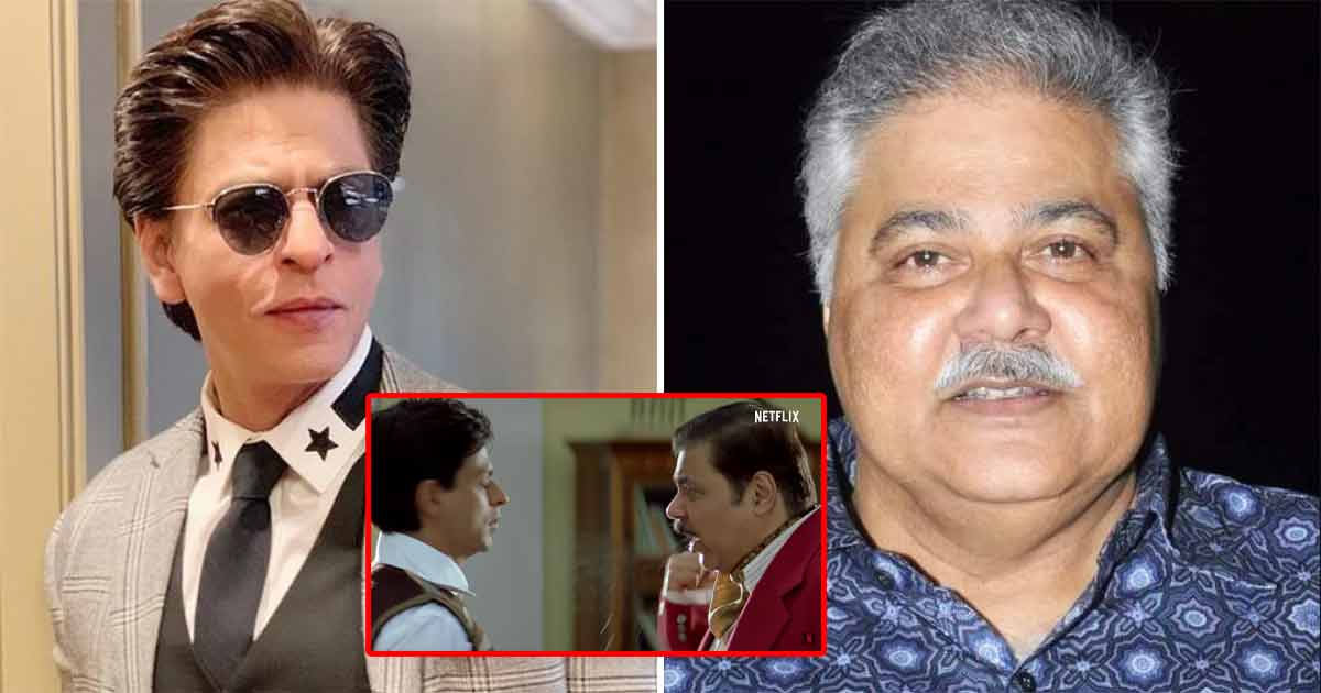 Check Out The Efforts That Went Into Shah Rukh Khan Acing His First Scene With Satish Shah In Main Hoon Na