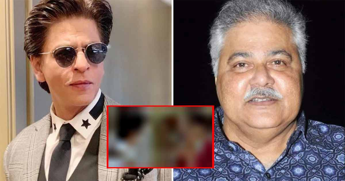 Shah Rukh Khan Broke Into Laughter For 15 Times In Main Hoon Na's Satish Shah's 'Spitting' Scenes