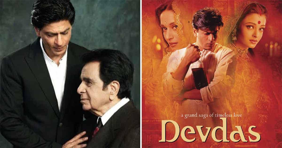 Did You Know? Shah Rukh Khan Admitted Imitating Dilip Kumar In Devdas