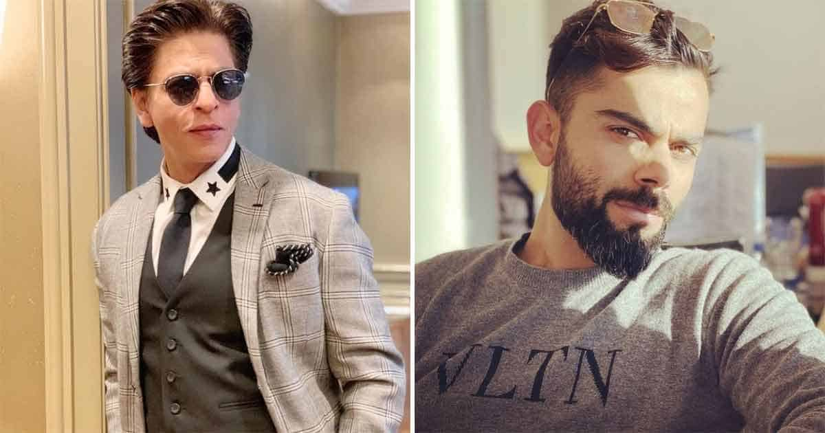 """When Shah Rukh Khan hosted Virat Kohli's """"Swayamvar"""" during the IPL and his choices will amaze you!"""