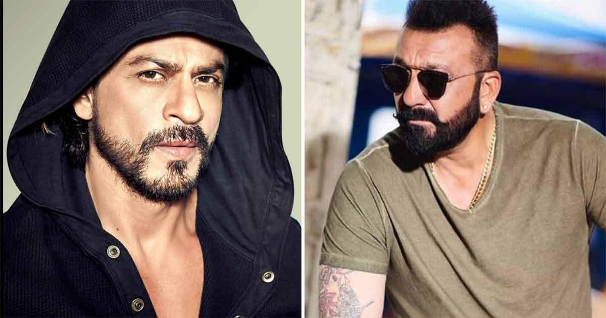 "Shah Rukh Khan will meet ""Baba"" Sanjay Dutt for the first time for ""Rakhee""?"