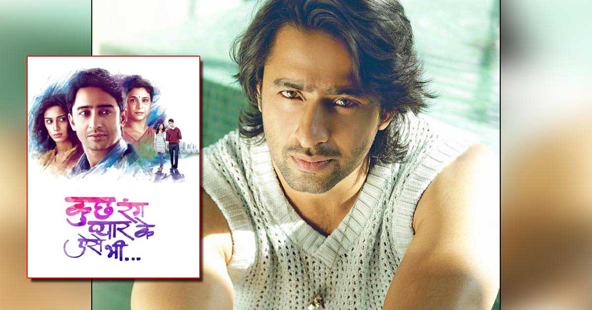 Kuch Rang Pyaar Ke Aise Bhi 3: Here's What All Shaheer Sheikh Has Learnt From His Character Dev, Read On