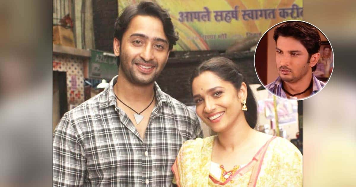Shaheer Sheikh Opens Up On Stepping Into Sushant Singh Rajput's Role In Pavitra Rishta