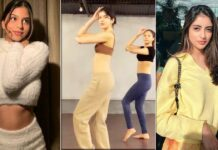 Shanaya Kapoor's belly dance stuns Suhana Khan, Navya Naveli Nanda