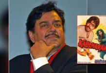 Shatrughan Sinha recalls dozing off during narration of his hit film 'Kalicharan'