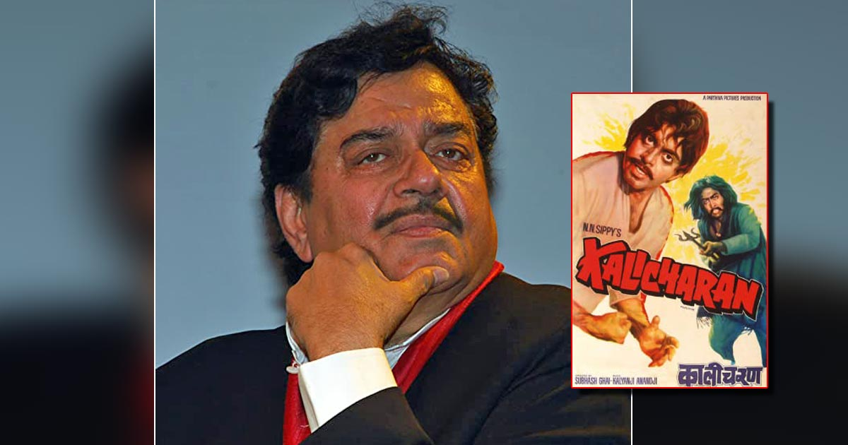 Shatrughan Sinha Slept Midway During Kalicharan's Narration But Here's The Whole Truth!