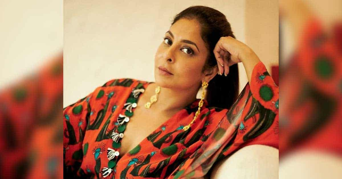 Shefali Shah has spoken about the look of her directorial debut, daring to direct feature films