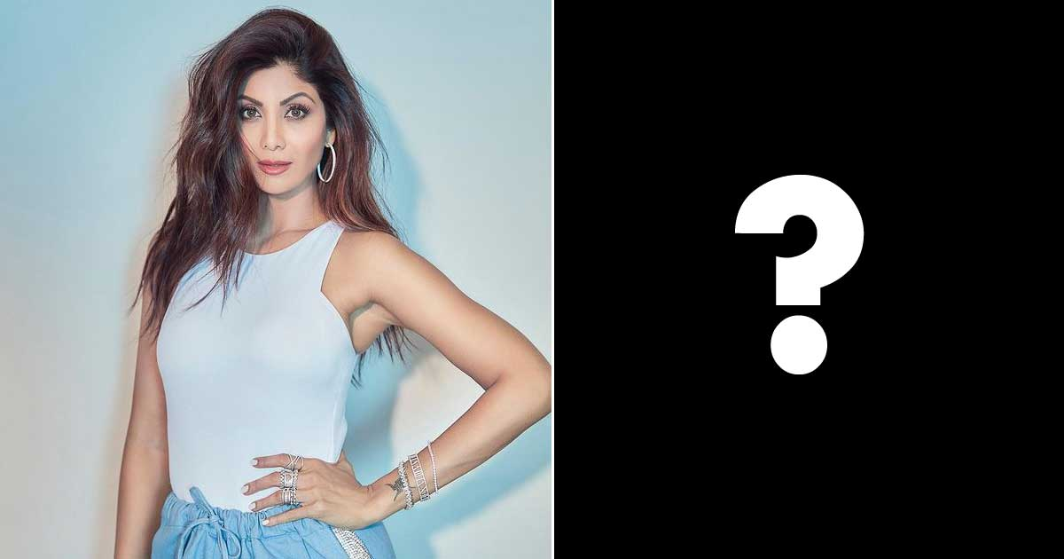 Shilpa Shetty does not appear to be shooting between the arrests of Raj Kundra;  To fulfill this actor!