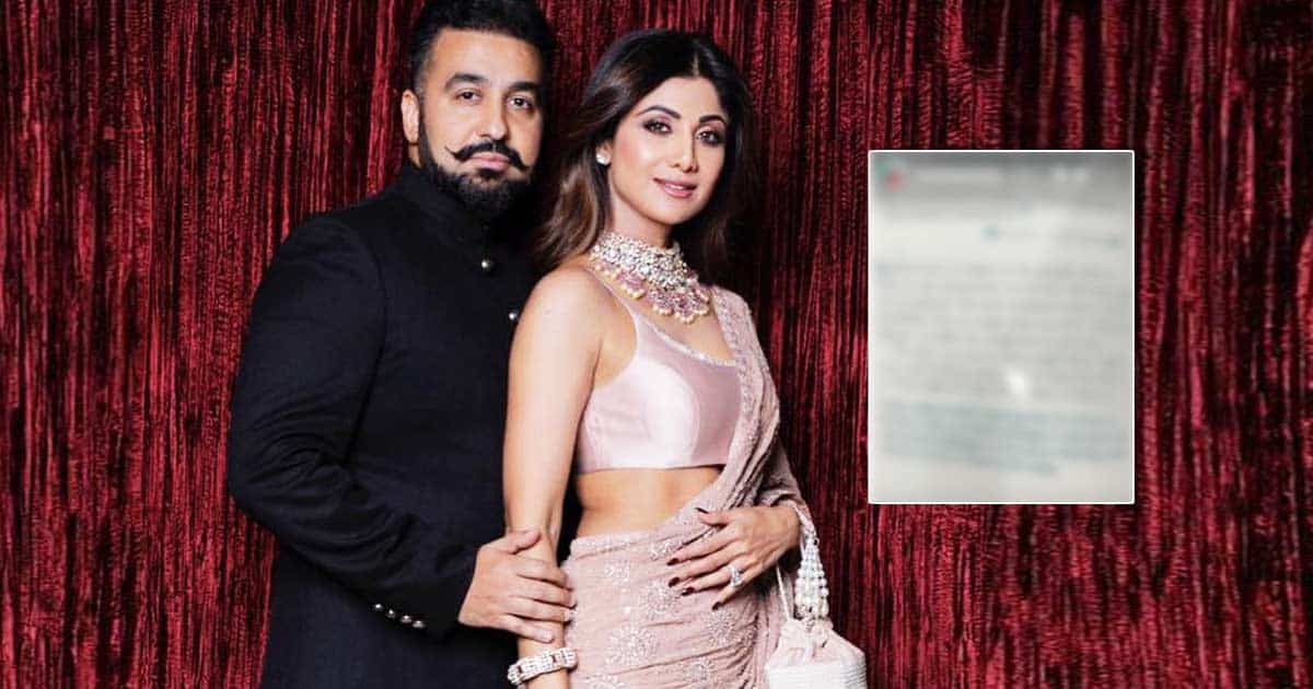 Shilpa Shetty Takes To Instagram For The First Time After Raj Kundra's Arrest