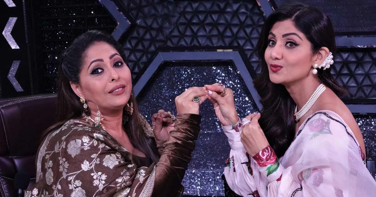 shilpa-shetty-wishes-geeta-maa-on-her-birthday-2