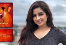 Shreya Ghoshal completes 19 years in Bollywood