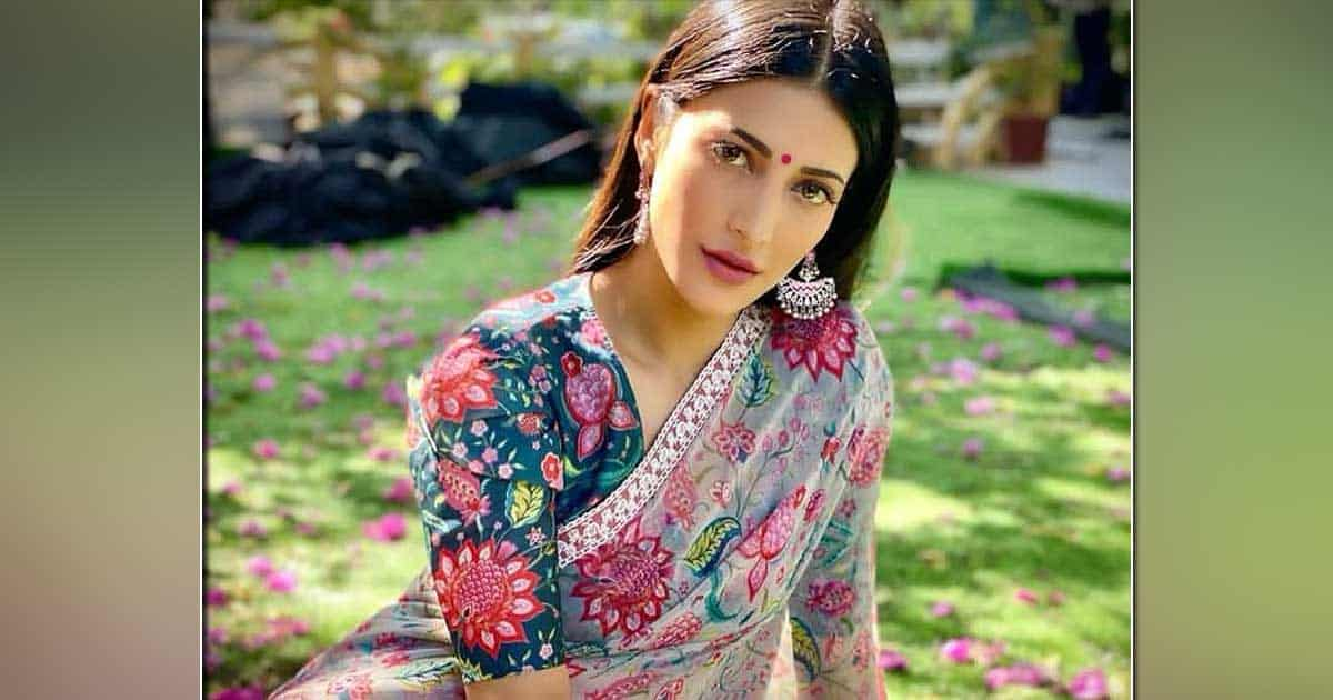 Shruti Haasan: I have been in therapy when I was younger