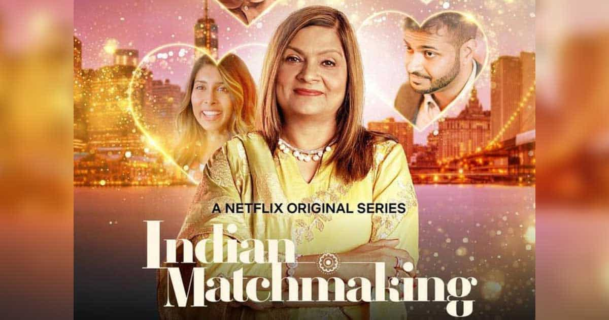 """""""Indian Matchmaking is a great achievement to go to Emmys"""""""