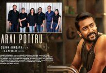 Soorarai Pottru to get a Hindi remake, as actor Suriya's 2D Entertainment and Abundantia Entertainment come together