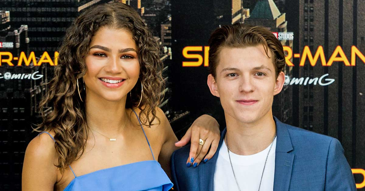 Spider-Man Actor Tom Holland & Co-Star Zendaya Seal It With A Kiss! Make Way For The New Couple In Town - Deets Inside