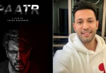 Student Of The Year actor Sahil Anand on his next film 'Paatr'. Fans claim that 'He looks completely unrecognizable