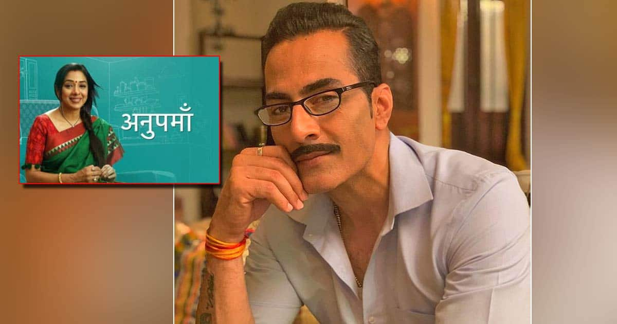 Sudhanshu Pandey On Playing Vanraj In Anupamaa