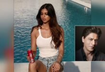 Suhana Khan Channels Her Inner Cindy Crawford In A Sultry Photoshoot But All Eyes Are On Shah Rukh Khan's Comment - Deets Inside