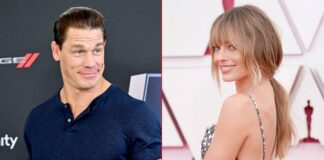 Suicide Squad 2 Star Margot Robbie Used To Sleep In A Room With A Life-Size John Cena Cutout