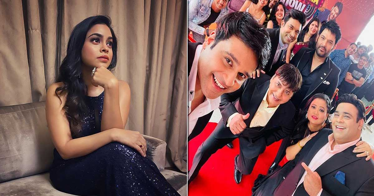 Has Sumona Chakravarti said goodbye to the Kapil Sharma show?
