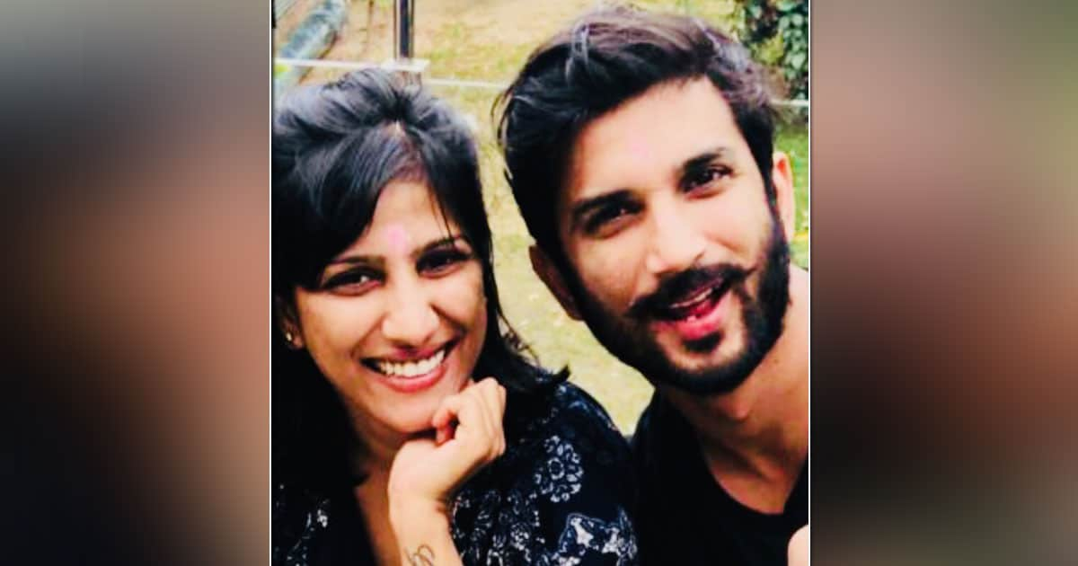 Sushant's sister Priyanka urges Wikipedia to change cause of actor's death from 'suicide by hanging'