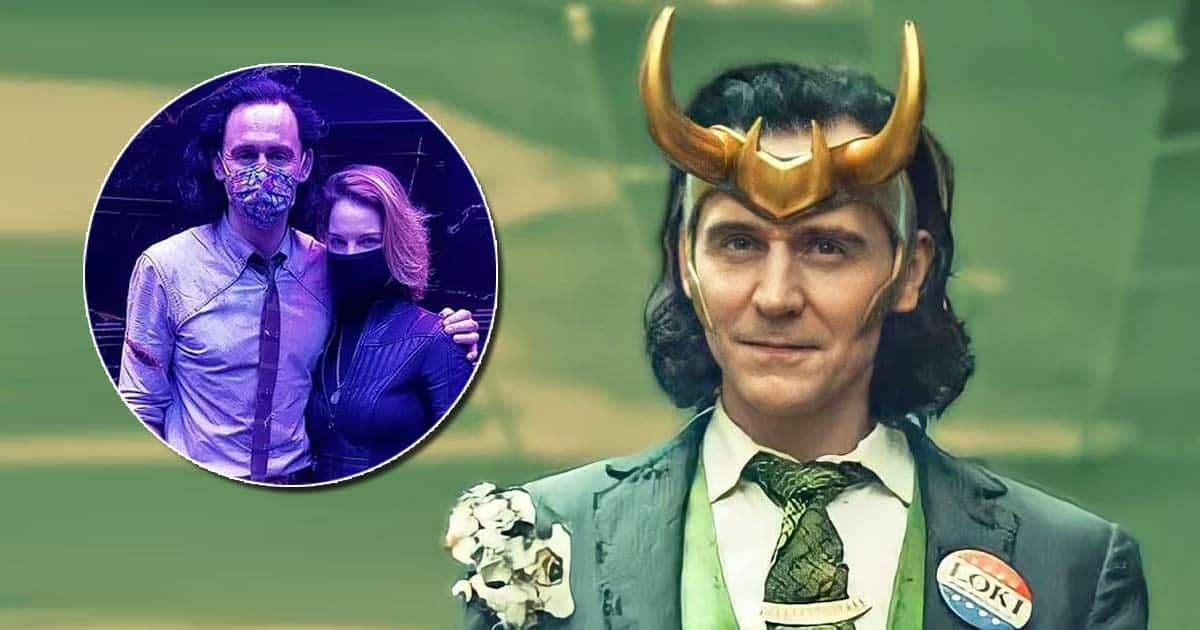 Sylvie's Stunt Double Reveals Tom Hiddleston Saving Her From Panic Attack On Loki Sets