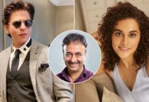 Taapsee Pannu Exclusively Breaks Silence On Being A Part Of Shah Rukh Khan's Next With Rajkumar Hirani