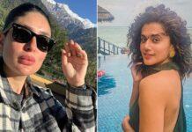 Taapsee Pannu On Kareena Kapoor Khan's Rumoured Fee Hike