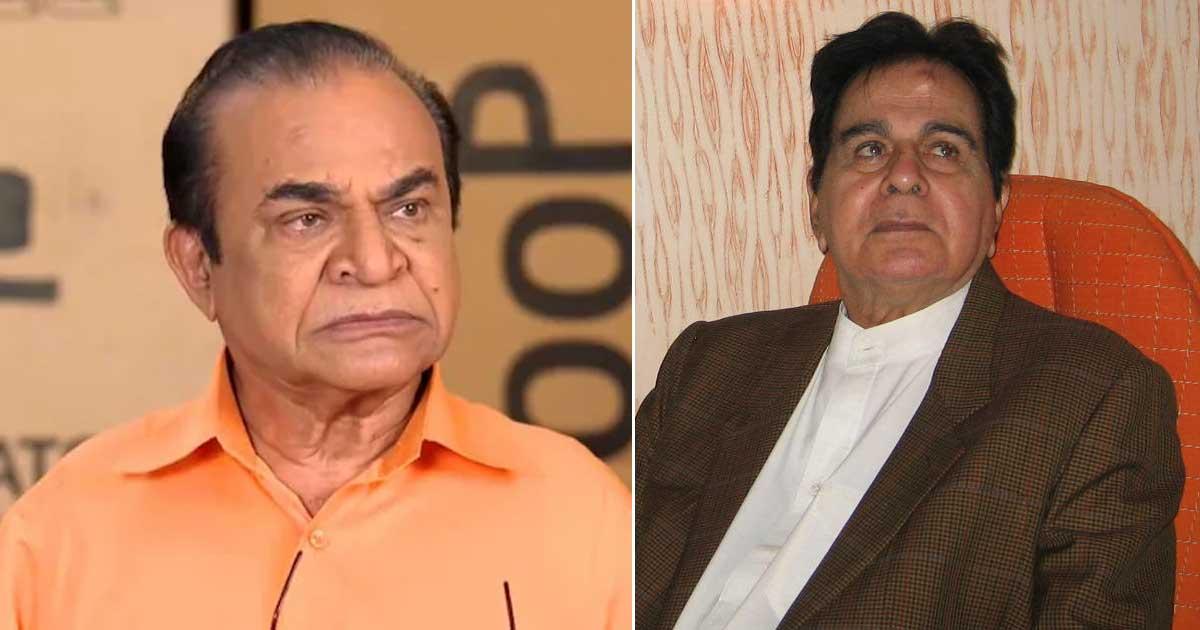 Taarak Mehta Ka Ooltah Chashmah's Ghanshyam Nayak Aka Nattu Kaka Recalls Shooting With Dilip Kumar