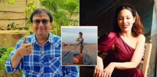 Taarak Mehta Ka Ooltah Chashmah's Munmun Dutta Shared Throwback Picture Rocking A Monokini While Covered Completely In Mud
