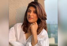 Tahira Kashyap does a recce of Chandigarh for upcoming film