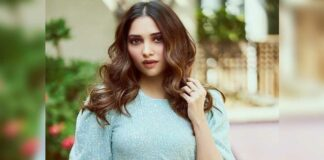 Tamannaah shoots special dance number for 'Ghani'