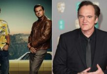 Tarantino had to cut favourite scene from 'Once Upon A Time In Hollywood'