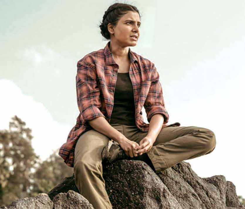 The Family Man Season 2: Samantha Akkineni As Raji