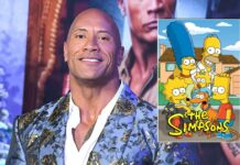 The Simpsons Want Dwayne Johnson AKA The Rock On The Show